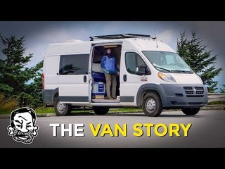 DIY Camper Van Build from Start to Finish | Tour and Recap