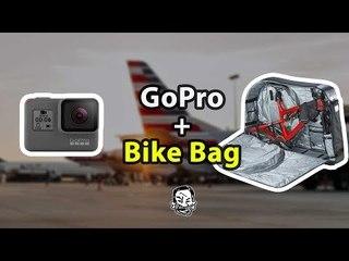 I hid a GoPro in my Bike Bag