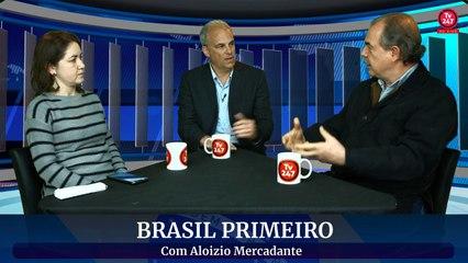 Brasil Primeiro com Aloizio Mercadante - Alberto Carlos Almeida explica as pesquisas eleitorais (12)