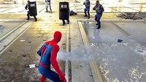 Spider Man plus fort que jamais !