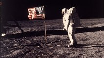 Buzz Aldrin Weighs In on 'First Man' Flag Controversy