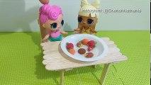 Suara Misterius - Barbie n LOL Surprise Dolls Story n DIY - Cerita Seram Pendek Lucu Mainan Boneka