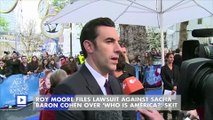 Roy Moore Files Lawsuit Against Sacha Baron Cohen Over 'Who is America?' Skit