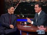 The Late Show [Colbert] Season 4 Episode 2 : Rob Lowe, John Kerry, Kathleen Madigan -4k-ULTRA-HD