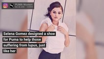 Selena Gomez's Sneakers For Puma Benefit Those Suffering From Lupus