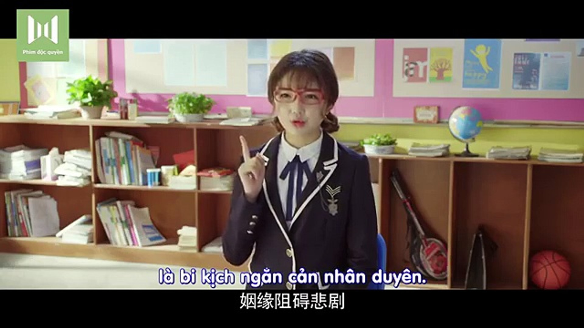 Lớp Trưởng Đại Nhân Tập 8 ( Vietsub ) - Phim Tình Yêu Học Đường Hay Nhất 2017
