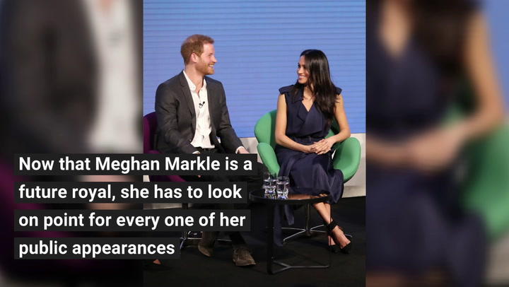 Who Pays For Meghan Markles Royal Wardrobe