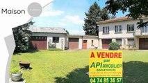 A vendre - Maison/villa - St rambert d albon (26140) - 6 pièces - 120m²