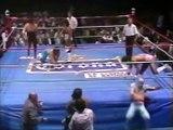 Ultimo Dragon/El Dandy/Apolo Dantes vs Bestia Salvaje/Negro Casas/Satanico (CMLL August 15th, 1992)