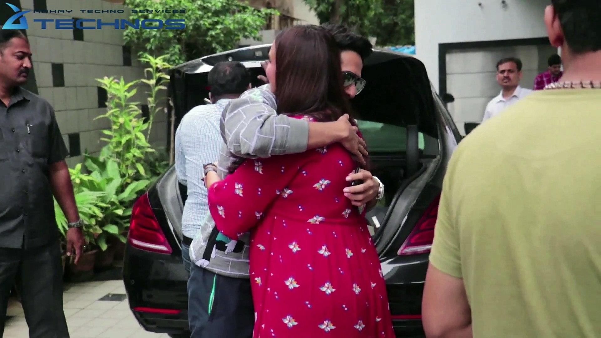 Pregnant Neha Begins #No Filter Neha Season 3 with Ayushmann