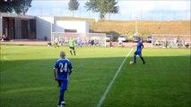 Skrót z meczu ZZPN Puchar Polski Bizon Cerkwica 1 - 14 ( 1 - 6 ) Flota Świnoujście
