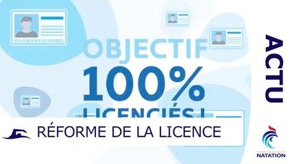 Réforme de la licence