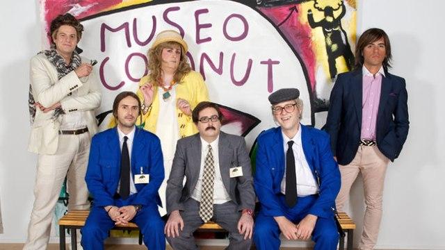 MUSEO COCONUT,CAPITULO 2 X 1,EPISODIO COMPLETO EN ESPAÑOL,SERIE TV,ACCION,HUMOR,ANTENA 3,DIVERTIDO MUSEO DE ARTE,RISAS SUBREALISTAS,RETRO,NOSTALGIA,VINTAGE,TELEVISION DEL RECUERDO,RED MARABUNTA,