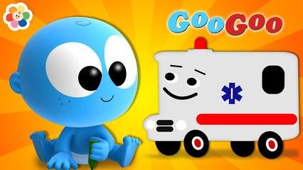 GooGoo Juega con una Ambulancia Pequeñita | BabyFirst Español