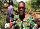 Baringo floods : Several people displaced following heavy rains