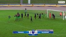 U19, amical : France-Slovénie (3-3), le résumé I FFF 2018