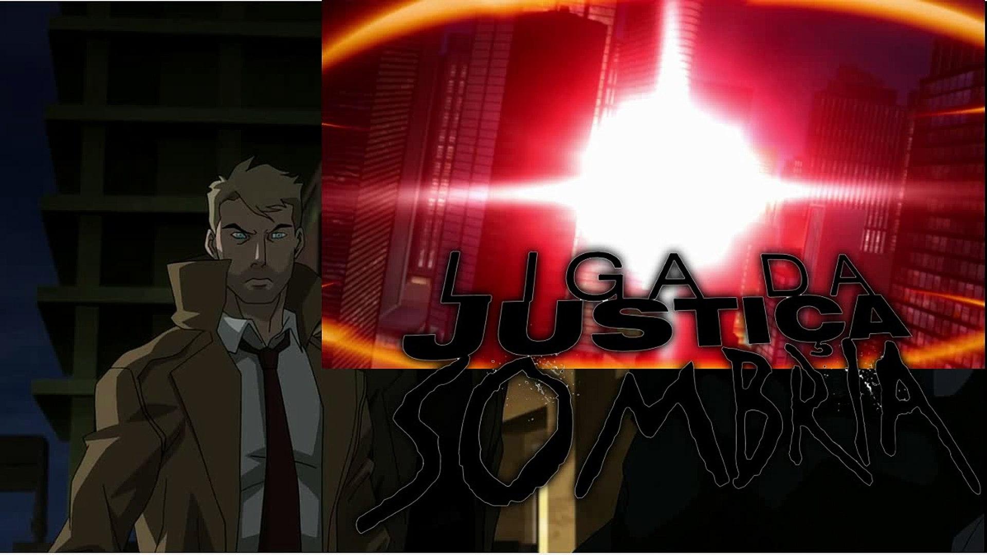 Liga Da Justica Sombria Video Dailymotion