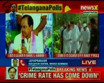 Telangana Polls: KCR mounts attack at Rahul Gandhi, says Congress is scared of early polls