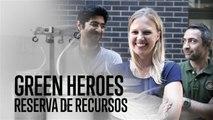 Green Heroes: cómo un grupo de jóvene pueden cambiar el futuro