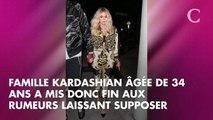 """Khloe Kardashian dément les rumeurs de mariage avec Tristan Thompson : """"Je n'ai pas oublié qu'il m'a trompée"""""""
