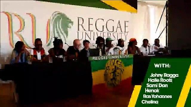 BACK TO MY ROOTS @ Reggae University 2017