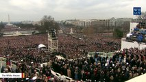 Report: Trump Inauguration Photos Were Edited To Make Crowd Appear Bigger