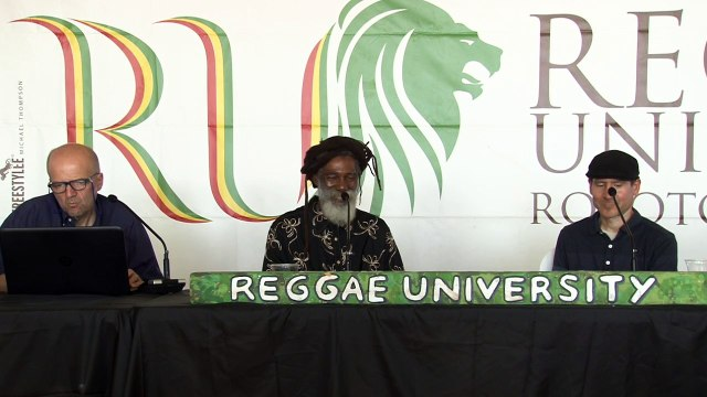 ROOTSMAN PARTY. Meeting with Don Carlos @ Reggae University 2017