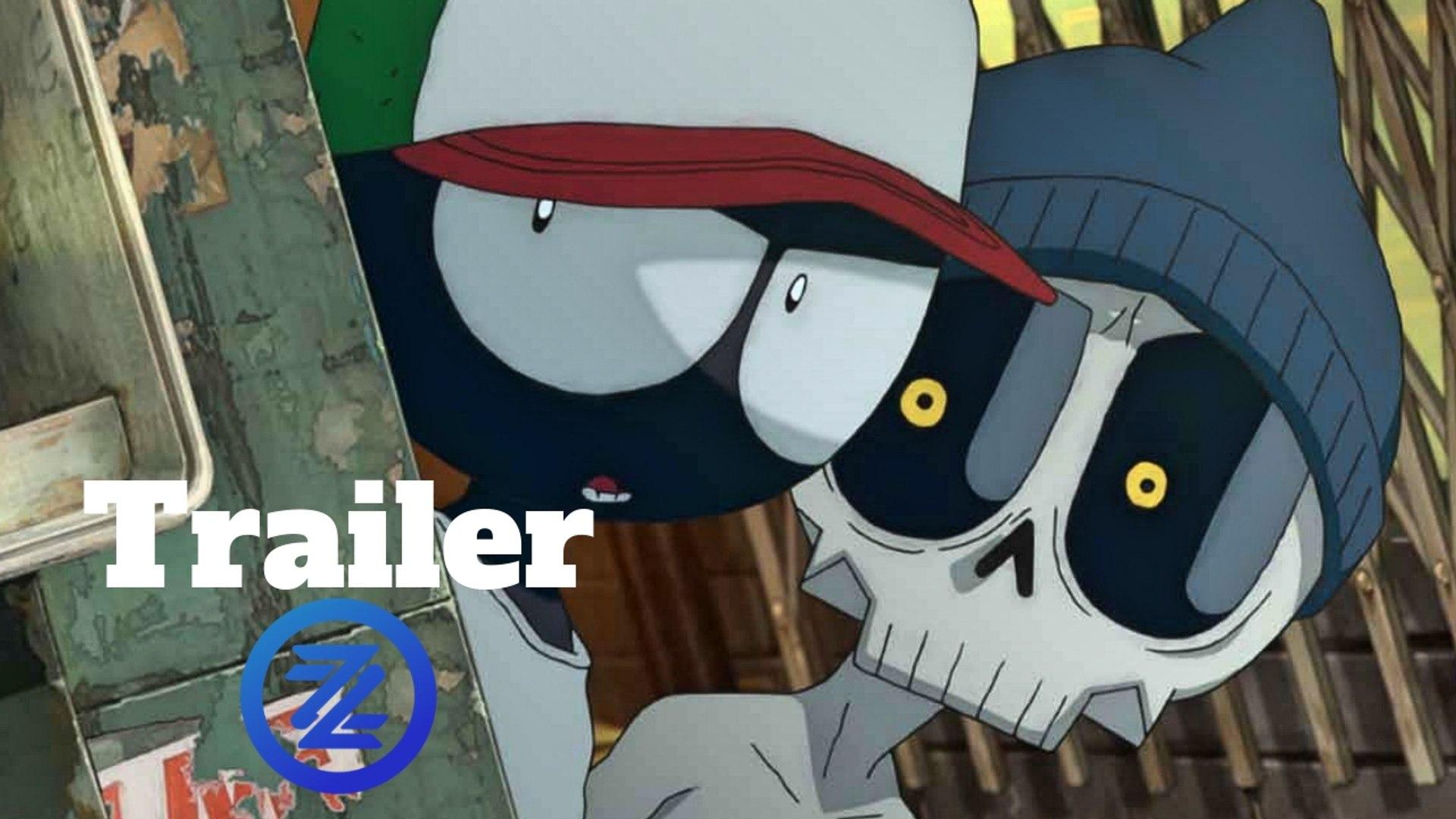 Mfkz Teaser Trailer 1 2018 Tay Lee Mark Ryan Haltom Animated Movie Hd Video Dailymotion