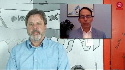 Brian Mier entrevista economista Mark Weisbrot (16)