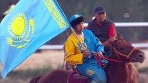 Kırgızistan'daki Dünya Göçebe Oyunları - ÇOLPON-ATA