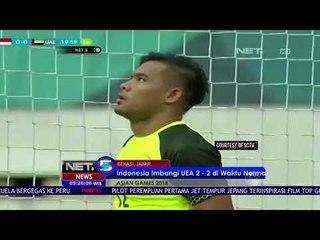 Pupus Sudah,Perjuangan Timnas U-23 Harus Terhenti Di 16 Besar-NET5