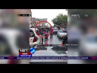 Pengedar Narkoba Ditangkap di Jalan Raya - NET 24
