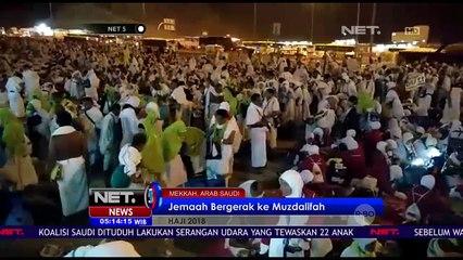 Alhamdulilah Rangkaian Haji Selesai & Berjalan Lancar #NEThaji2018-NET5