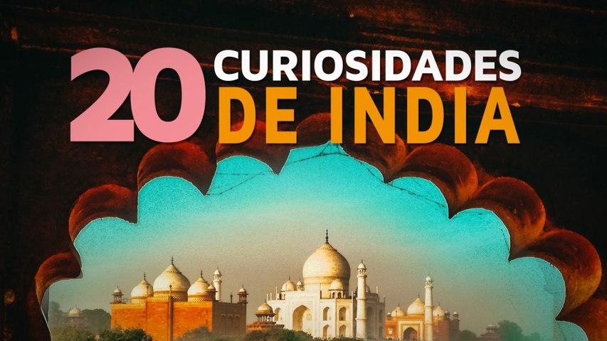 20 Curiosidades de India   El país de los mil colores