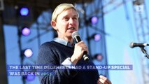 Ellen DeGeneres' First Stand-Up Special in 15 Years Coming to Netflix