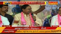 KCR Declared 105 Candidates for Next Elections   Few Candidates on Hold   Raj News