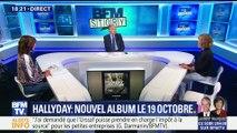 Hallyday: nouvel album le 19 octobre 2018