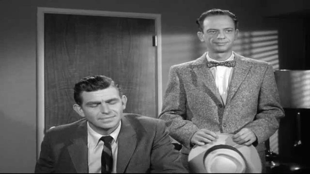 The Andy Griffith Show S02E25 - Andy and Barney in the Big City