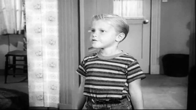 Andy Griffith S01E23 - Andy and Opie Housekeepers