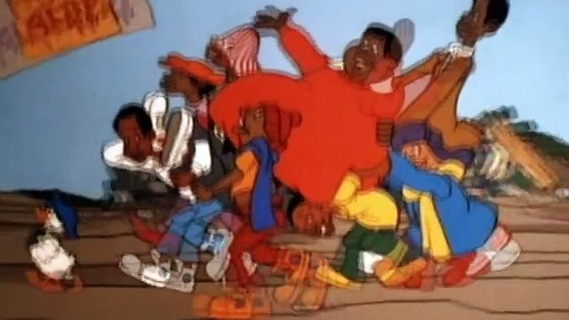 Fat Albert And The Cosby Kids S01E03