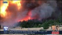 Un nouvel incendie ravage plus de 22.000 hectares en Californie