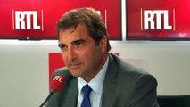 """Divisions au sein des Républicains : """"Ça va mieux"""", assure Christian Jacob sur RTL"""