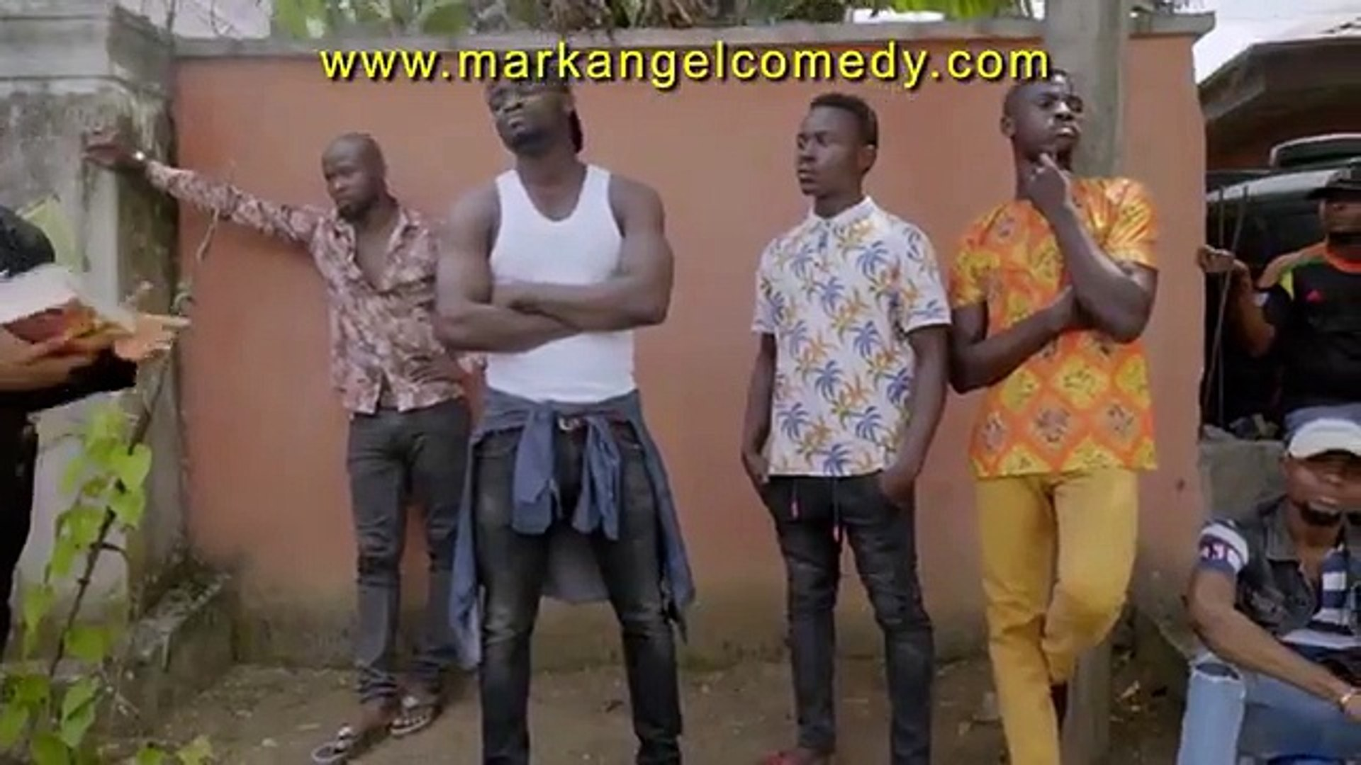 Very funny Mark Angel Comedy to make you laugh out loud. Denilson is a clown!