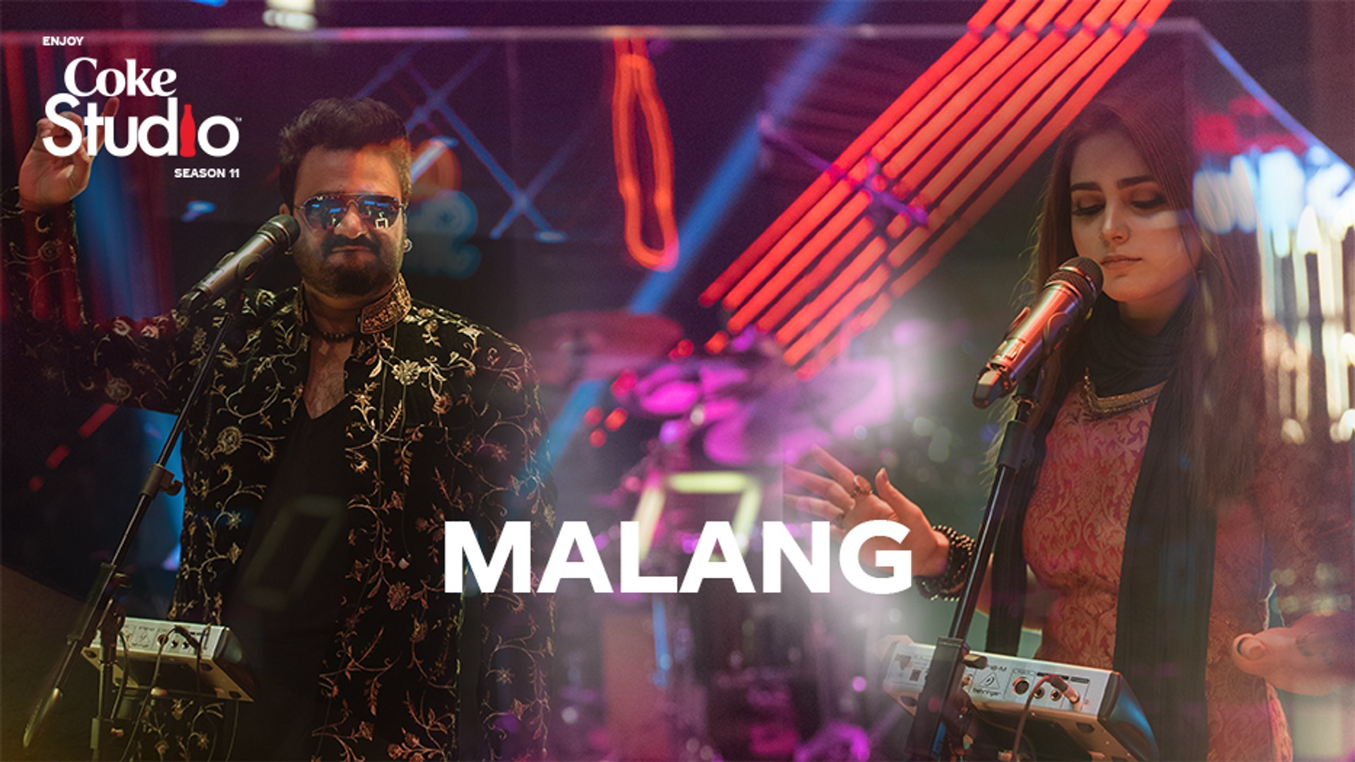 Malang Sahir Ali Bagga And Aima Baig Coke Studio Season 11 Episode 5 Video Dailymotion