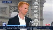 """""""Votez contre Macron ou votez contre cette construction actuelle de l'Europe, c'est la même chose"""" estime Adrien Quatennens"""