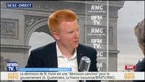 """""""La République En Marche est conçue comme une agence de communication"""", déclare Adrien Quatennens (LFI)"""
