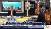 La question du jour: Un an près l'ouragan Irma, où en est la reconstruction de Saint-Barthélemy et de Saint-Martin ? - 06/09