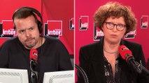 Marion Leboyer est l'invitée du Grand entretien de France Inter
