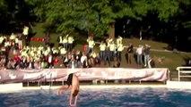 Finale des championnats du monde de plongeon 2018 en Norvège