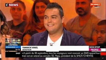 0bdc5d92e925 L animateur Yannick Vinel se confie dans